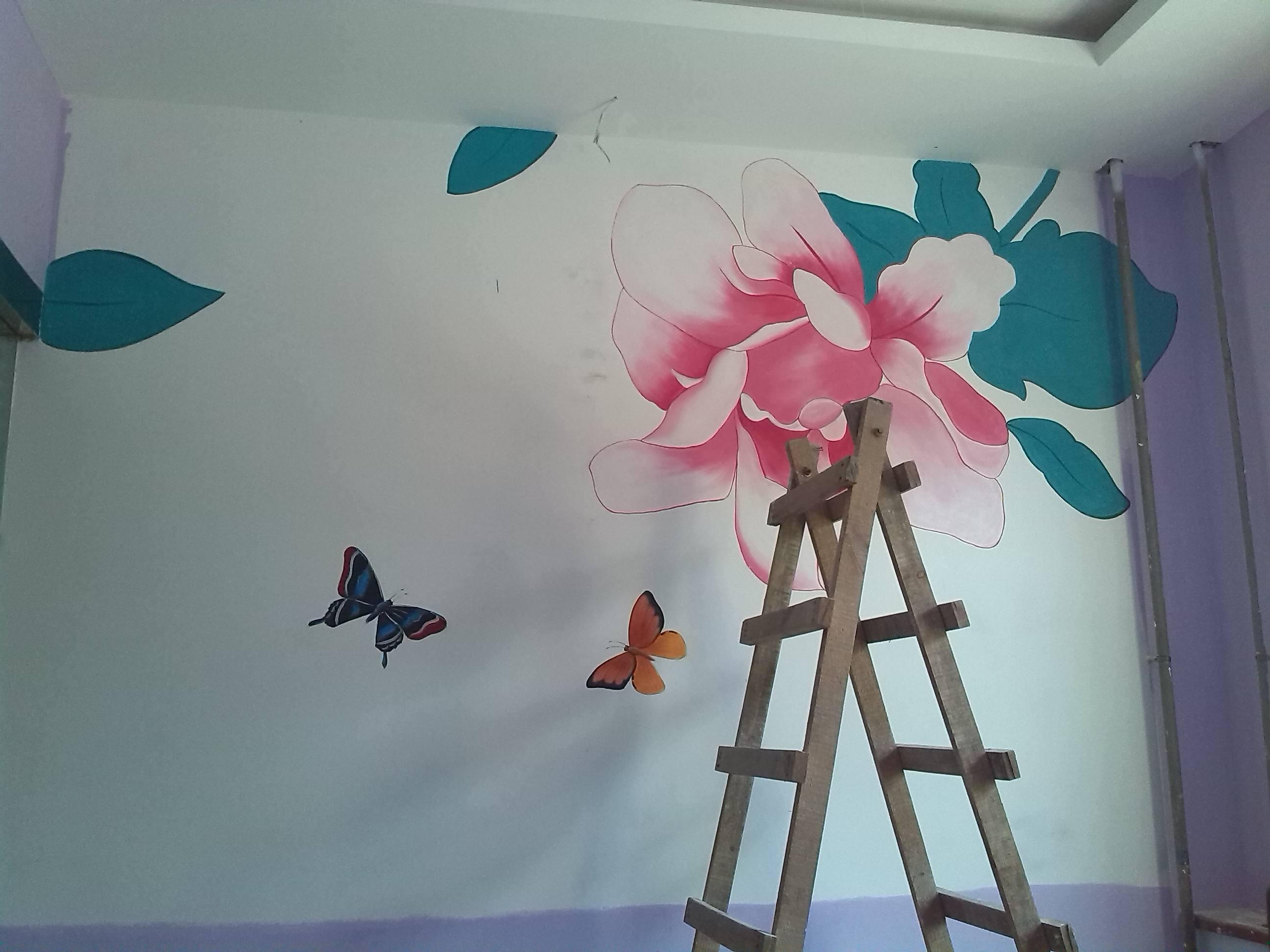 墙体彩绘的工程合同如何签订?