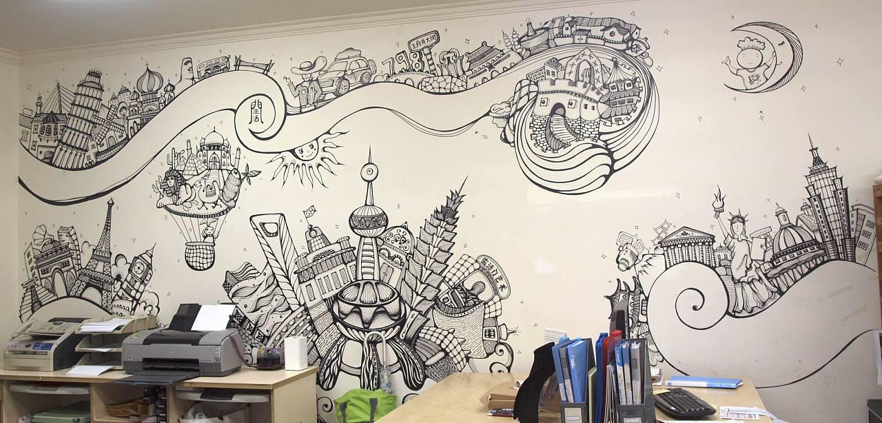 买墙体彩绘机需要注意哪几点?